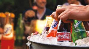 SOFT DRINKS (free refill)